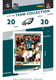 Philadelphia Eagles 2020 Team Pack Collectible Football Cards