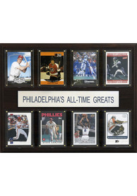 Philadelphia 12x15 All-Time Greats Player Plaque