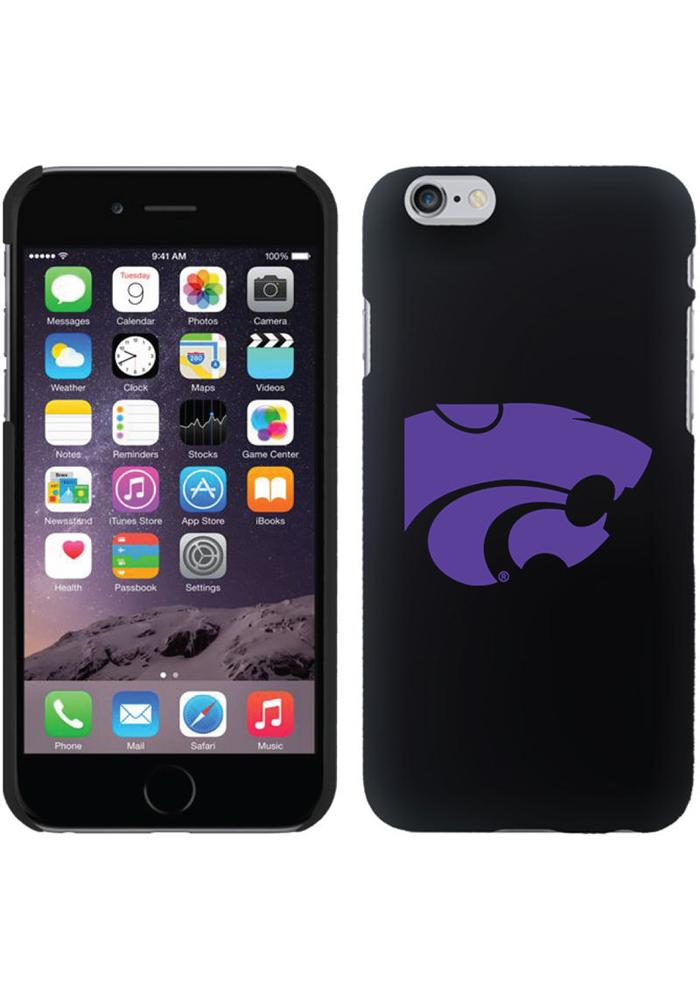 K-State Wildcats Large Logo Phone Cover - Image 1