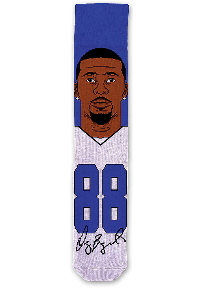 Dez Bryant Player Mens Crew Socks - Image 1