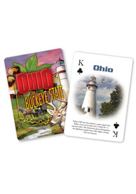 Ohio Playing Cards