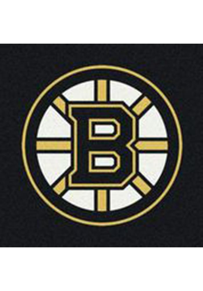 Boston Bruins 7x10 Spirit Interior Rug - Image 1