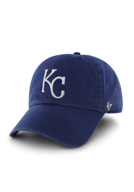 ebdd771c '47 Kansas City Royals Home Clean Up Adjustable Hat - Blue