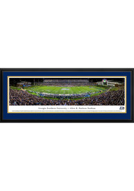 Georgia Southern Eagles Football Panorama Framed Posters