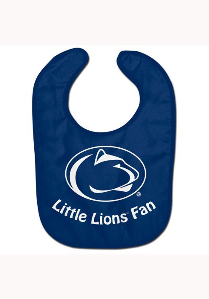 Penn State Nittany Lions All Pro Baby Bib - Image 1