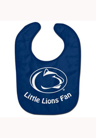 Penn State Nittany Lions Baby All Pro Bib - Blue