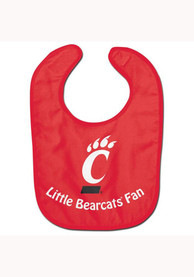 Cincinnati Bearcats Baby All Pro Bib - Red