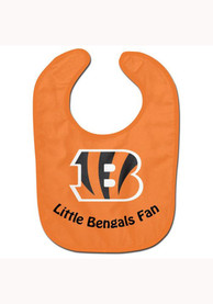 Cincinnati Bengals Baby All Pro Bib - Orange