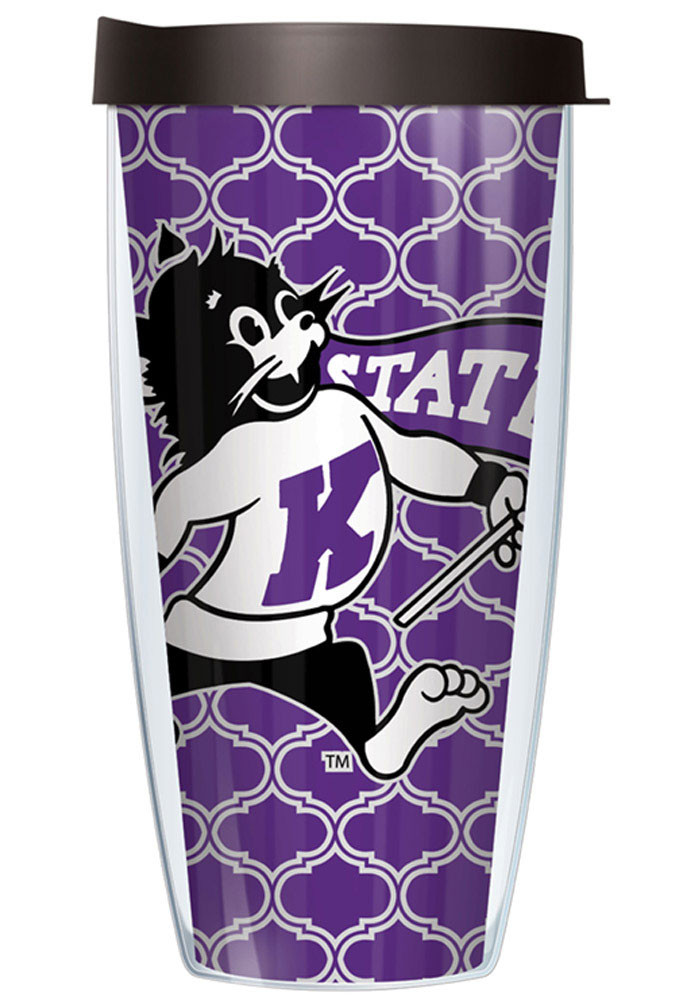 K-State Wildcats Duofoil Tumbler - Image 1