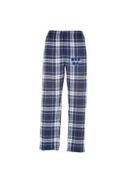 Washburn Mens Navy Blue Classic Sleep Pants
