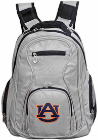 Auburn Tigers 19 Laptop Backpack - Grey