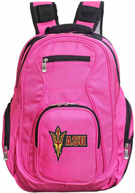 Arizona State Sun Devils 19 Laptop Backpack - Pink