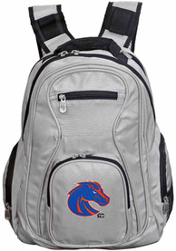 Boise State Broncos 19 Laptop Backpack - Grey