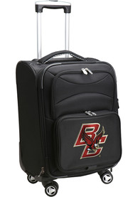 Boston College Eagles 20 Softsided Spinner Luggage - Black