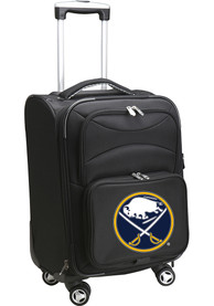 Buffalo Sabres 20 Softsided Spinner Luggage - Black
