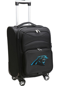 Carolina Panthers 20 Softsided Spinner Luggage - Black