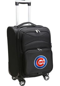 Chicago Cubs 20 Softsided Spinner Luggage - Black