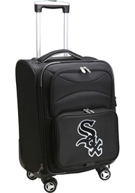 Chicago White Sox 20 Softsided Spinner Luggage - Black