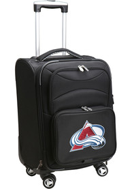 Colorado Avalanche 20 Softsided Spinner Luggage - Black