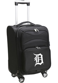 Detroit Tigers 20 Softsided Spinner Luggage - Black
