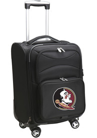 Florida State Seminoles 20 Softsided Spinner Luggage - Black