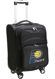 Indiana Pacers 20 Softsided Spinner Luggage - Black
