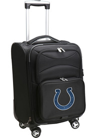 Indianapolis Colts 20 Softsided Spinner Luggage - Black