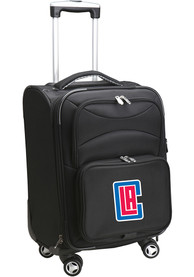 Los Angeles Clippers 20 Softsided Spinner Luggage - Black