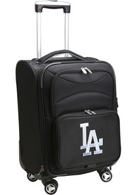 Los Angeles Dodgers 20 Softsided Spinner Luggage - Black