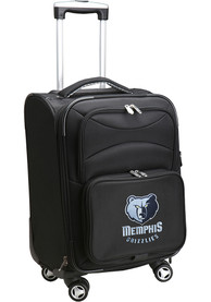 Memphis Grizzlies 20 Softsided Spinner Luggage - Black