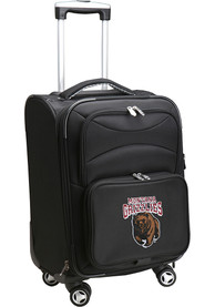 Montana Grizzlies 20 Softsided Spinner Luggage - Black