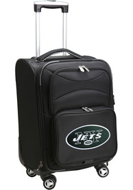 New York Jets 20 Softsided Spinner Luggage - Black