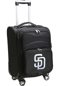 San Diego Padres 20 Softsided Spinner Luggage - Black