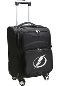 Tampa Bay Lightning 20 Softsided Spinner Luggage - Black