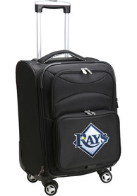 Tampa Bay Rays 20 Softsided Spinner Luggage - Black