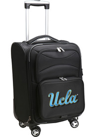 UCLA Bruins 20 Softsided Spinner Luggage - Black