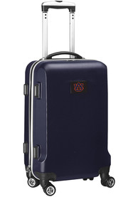 Auburn Tigers 20 Hard Shell Carry On Luggage - Navy Blue
