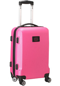 Auburn Tigers 20 Hard Shell Carry On Luggage - Pink