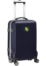 Baylor Bears 20 Hard Shell Carry On Luggage - Navy Blue