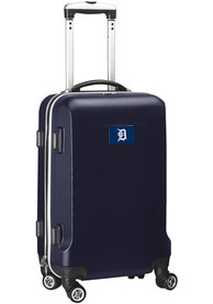 Detroit Tigers 20 Hard Shell Carry On Luggage - Navy Blue
