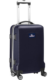 Gonzaga Bulldogs 20 Hard Shell Carry On Luggage - Navy Blue