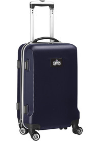 Los Angeles Clippers Navy Blue 20 Hard Shell Carry On Luggage
