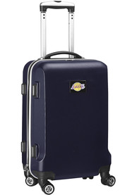 Los Angeles Lakers Navy Blue 20 Hard Shell Carry On Luggage