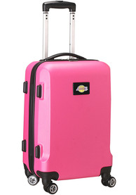 Los Angeles Lakers Pink 20 Hard Shell Carry On Luggage