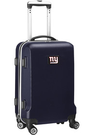 New York Giants Navy Blue 20 Hard Shell Carry On Luggage