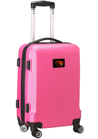 Oregon State Beavers Pink 20 Hard Shell Carry On Luggage