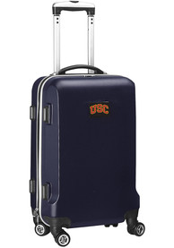USC Trojans Navy Blue 20 Hard Shell Carry On Luggage