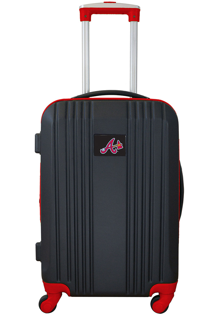 Atlanta Braves Red 21g Two Tone Luggage - Image 1
