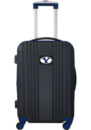 BYU Cougars Navy Blue 21 Two Tone Luggage