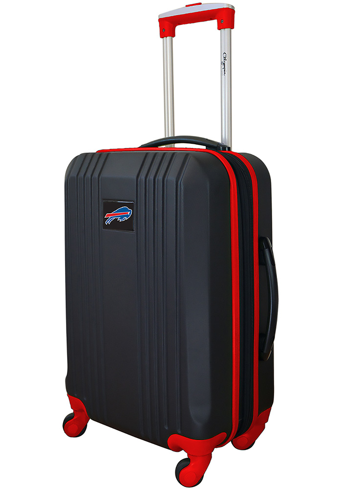 Buffalo Bills Red 21g Two Tone Luggage - Image 1